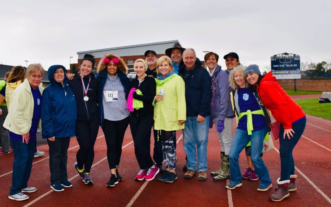 9th annual Tierra L Dobry Routes of Hope 5K